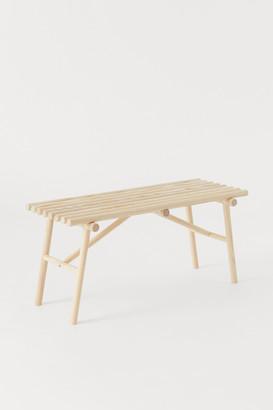 H&M Ash bench