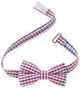Osh Kosh Plaid Bow Tie