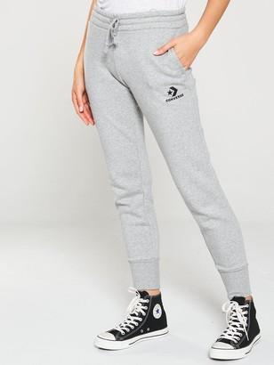 Converse Star Chevron Emb Signature Pant - Grey
