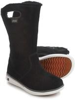 Bogs Footwear Boga Suede Snow Boots - Waterproof (For Little Kids)