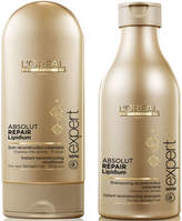 L'Oreal Absolut Repair Lipidium Shampoo (250ml) & Conditioner (150ml) (Bundle)