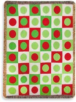 Bed Bath & Beyond Holiday Splash and Dash Throw Blanket