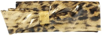 Christian Louboutin Multicolour Patent leather Clutch bags