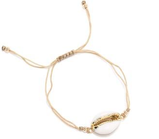 Coco Mango Jewellery Ayla Rope Shell Bracelet