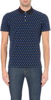 Marc By Marc Jacobs Shield-print Cotton-piqué Polo Shirt - For Men
