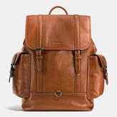 Coach Metropolitan Rucksack In Sport Calf Leather