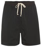 Rick Owens High-rise shorts