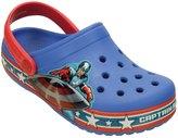 Crocs Boys' Captain America Clog (Toddler/ Little Kid/ Big Kid) 8139617