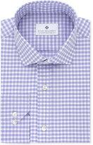 Ryan Seacrest Distinction Ryan Seacrest DistinctionTM Men's Slim-Fit Non-Iron Grappa Check Dress Shirt, Created for Macy's
