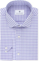 Ryan Seacrest Distinction Ryan Seacrest DistinctionTM Men's Slim-Fit Non-Iron Grappa Check Dress Shirt, Only at Macy's