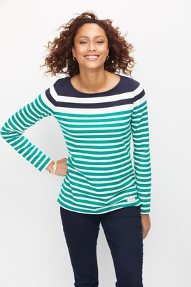 Talbots Authentic Tee - Le Havre Stripe