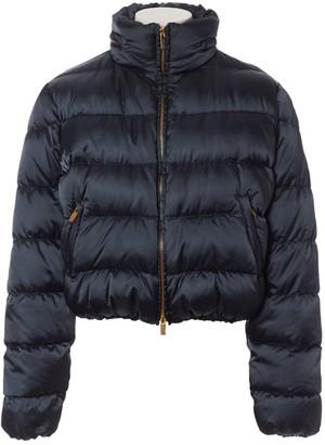 Blumarine Navy Coat for Women