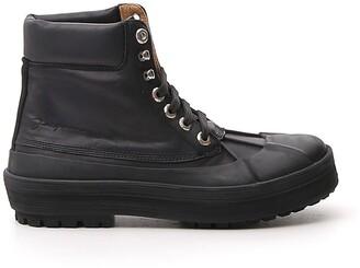 Jacquemus Les Meuniers Lace-Up Ankle Boots