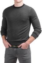Toscano Newbury Sweater - Merino Wool (For Men)