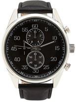 Forever 21 FOREVER 21+ Men Chronograph Watch