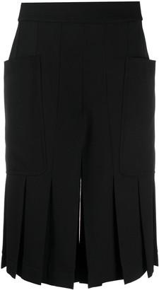 Victoria Victoria Beckham Side Pocket Skirt