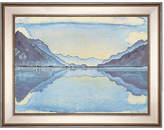 Munn Works Hodler - Lake Thun - 1909 Art