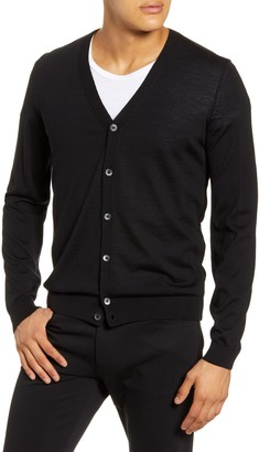 BOSS Mardon Slim Fit Cardigan