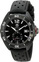 Tag Heuer Men's WAZ2112.FT8023 Analog Display Swiss Automatic Watch