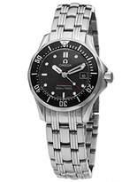 Omega Women's Quartz Watch 21230286101001 with Metal Strap