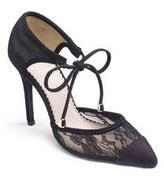 AX Paris Lace Court Shoes