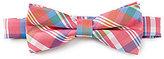 Class Club Rainbow Plaid Bow Tie