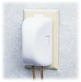 Safety 1st Double-Touch Plug 'n Outlet Covers - White - 2 ct