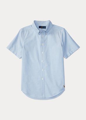 Ralph Lauren Blake Cotton Uniform Shirt