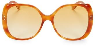 Gucci 56MM Oversized Square Sunglasses