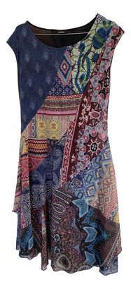 Desigual Multicolour Polyester Dresses