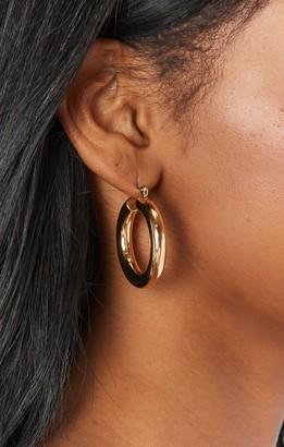 Show Me Your Mumu LUV AJ x SIVAN AYLA Havana Hoop Earrings