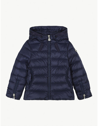 Moncler Kolia down-filled shell jacket 4-14 years