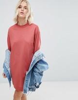 Asos Ultimate Oversized Sweat Dress