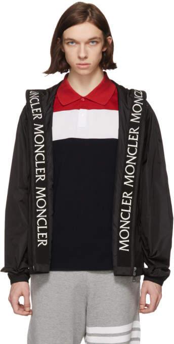 Moncler (モンクレール) - Moncler ブラック Massereau ジャケット