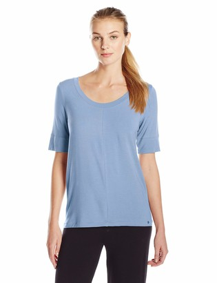 Hanro Women's Yoga 3/4 Sleeve Top