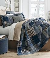 Daniel Cremieux Maxwell Patchwork Cotton Quilt Mini Set