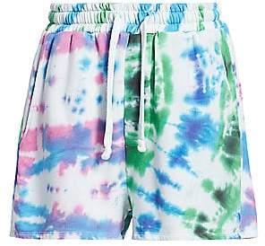 Riley Women's Tie-Dye Shorts