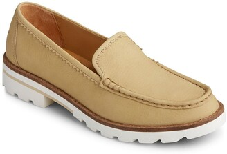 Sperry Authentic Original Slip-On Lug Sole Loafer
