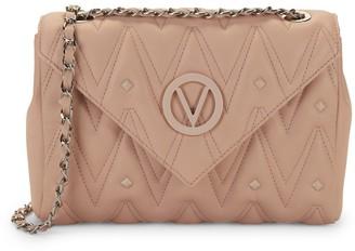 Mario Valentino Felicity D Sauvage Rockstud Leather Shoulder Bag