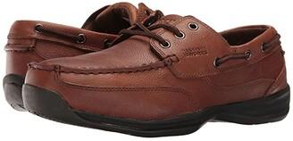 Cobb Hill Sailing Club (Dark Brown) Men's Work Boots