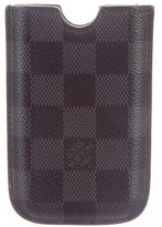 Louis Vuitton Damier Graphite iPhone 3G Hardcase