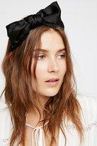 Free People Sloane Bow Headband