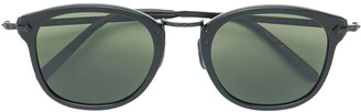 Oliver Peoples Round Shaped Sunglasses