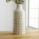 Crate & Barrel Taline Vase