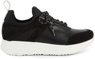 Kenneth Cole Un-Dad Leather & Suede Jogger Sneakers
