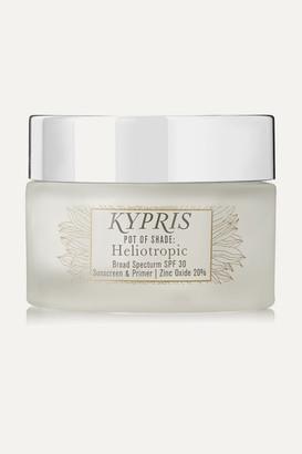 KYPRIS BEAUTY Pot Of Shade: Heliotropic Spf30 Sunscreen & Primer, 27ml