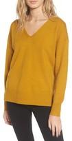 French Connection Women's Della Vhari V-Neck Sweater