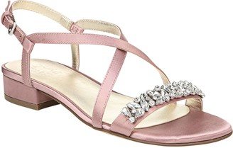 Naturalizer Flat Sandals with Rhinestone Detail- Macy
