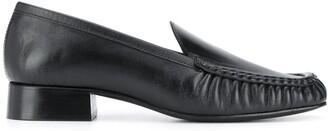 Nicole Saldaña Ryan loafers