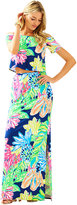 Lilly Pulitzer Mansi Crop Top & Maxi Skirt Set